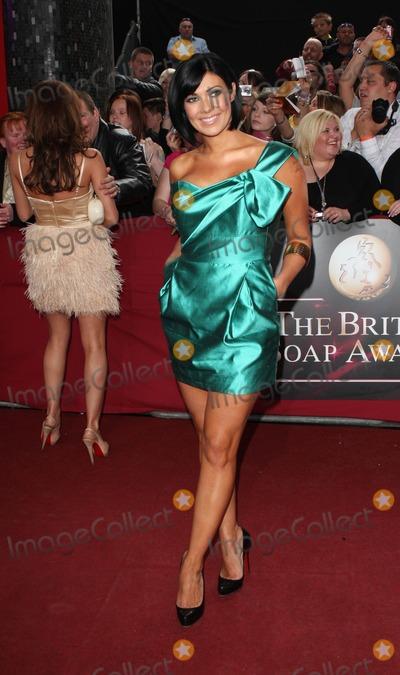Kym Marsh Photo - London UK Kym Marsh at the 2009 British Soap Awards held at the BBC Television Centre in London 9th May 2009Keith MayhewLandmark Media