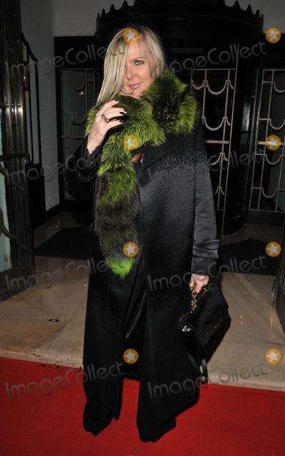 Amanda Wakeley Photo - London UK  140116Amanda Wakeley  at the Lady Garden x Chopard VIP Gala to raise funds  awareness of the symptoms of the five gynaecological cancers Claridges Hotel Brook Street14 January 2016Ref LMK315-59131-150116Can NguyenLandmark MediaWWWLMKMEDIACOM