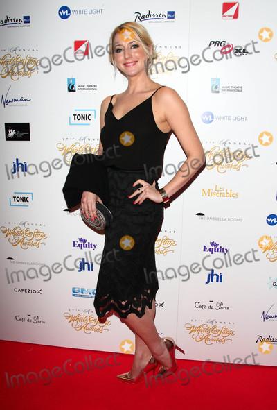 Ali Bastian Photo - London UK Ali Bastian at the 17th Annual Whats On Stage Awards held at The Prince Of Wales Theatre London on Sunday 19 February 2017Ref LMK73 -61731-200217Keith MayhewLandmark Media WWWLMKMEDIACOM