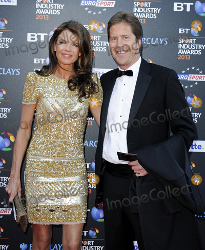 Annabelle Croft Photo - London UK Annabel Croft at the BT Sport Industry Awards at Battersea Evolution London May 2nd 2013Gary MitchellLandmark Media