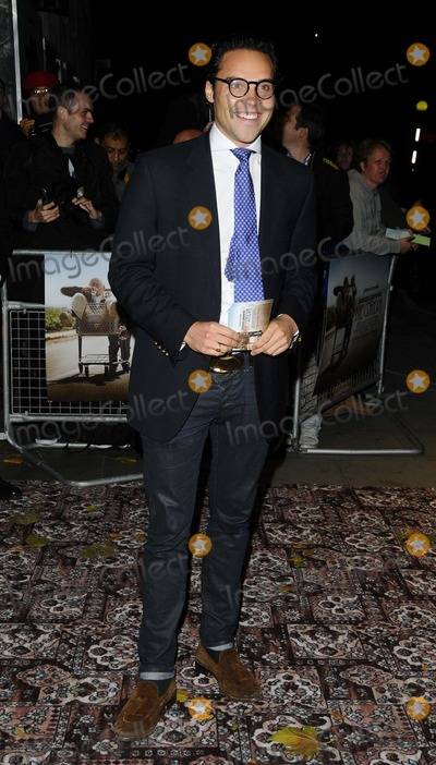 Andy Jordan Photo - London UK Andy Jordan at the Jackass Presents Bad Grandpa gala film screening at Odeon Covent Garden cinema Shaftesbury Avenue London  UK 9th October 2013Ref LMK315-45500-101013Can NguyenLandmark Media WWWLMKMEDIACOM