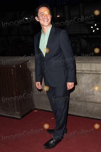 Akie Kotabe Photo - London UK American Actor Akie Kotabe at the launch of new Mac fashion brand Sexy Mac at the HMS President London UK on Thursday 18th September 2014Ref LMK370-49476-190914Justin NgLandmark Media  WWWLMKMEDIACOM