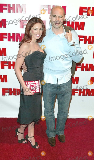 Billy Zane Photo - London Kelly Brook and Billy Zane at the FHM Sexiest Women of 2005 Party at Kingly Court 21 April 2005Paul AshbyLandmark Media
