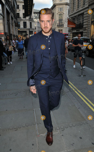 Arthur Darvill Photo - LondonUK  Arthur Darvill at the My Burberry Black campaign unveiling party Thomass at Burberry Regent Street restaurant Vigo Street London England UK Monday 22 August 2016 Ref LMK315-61311-230816Can NguyenLandmark Media WWWLMKMEDIACOM