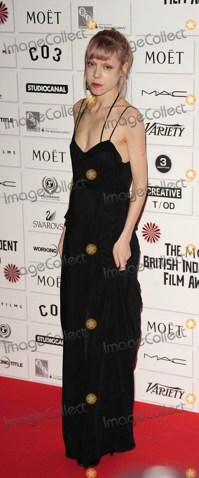 Antonia Campbell-Hughes Photo - London UK Antonia Campbell Hughes at the British Independent Film Awards 2011 at Old Billingsgate Market London 4th December 2011SydLandmark Media