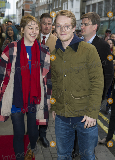 Alfie Allen Photo - London UK  Gemma Whelan and Alfie Allen at the Gala Night performance of Doctor Faustus at The Duke Of Yorks Theatre in London England on April 25 2016Ref LMK386-60226-260416Gary MitchellLandmark Media WWWLMKMEDIACOM