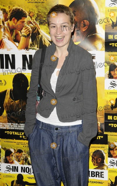 Anamaria Marinca Photo - London UK Anamaria Marinca at the Premiere of Sin Nombre at the Curzon Soho Cinema in London 11th August 2009Can NguyenLandmark Media