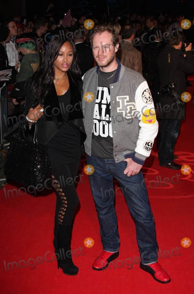 Maximillion Cooper Photo - London UK Eve and Maximillion Cooper at the Premiere of Jackass 3D held at the BFI IMAX Cinema 2nd November 2010Keith MayhewLandmark Media