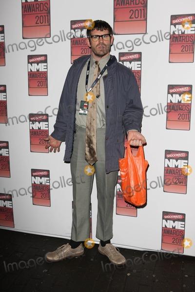 Angelos Epithemiou Photo - London UK Angelos Epithemiou at the Shockwaves NME Awards 2011 at O2 Academy Brixton 23rd February 2011Evil ImagesLandmark Media