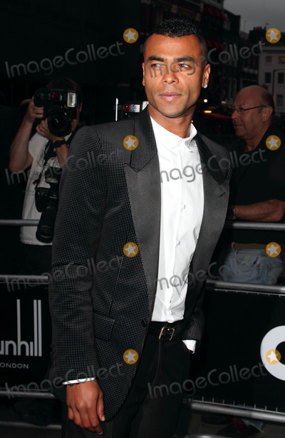 Ashley Cole Photo - London UK Claire Ashley Cole at the GQ Men of the Year Awards at the Royal Opera House Covent Garden 4th September 2012Keith MayhewLandmark Media