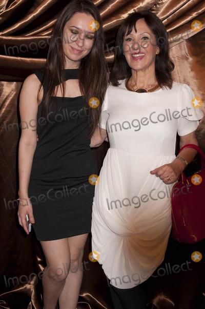 Abi Phillips Photo - London UK  041111Arlene Phillips and daughter Abi Phillips at the Galaxy National Book Awards 2011 held at Mandarin Oriental Hyde Park4 November 2011Omar Loi  Landmark Media