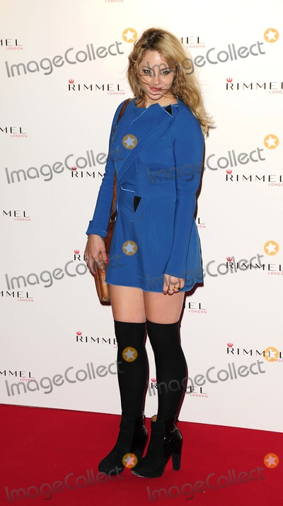 Alice Gold Photo - London UK Alice Gold at Rimmel London party at the Battersea Power Station London 15 September 2011SydLandmark Media