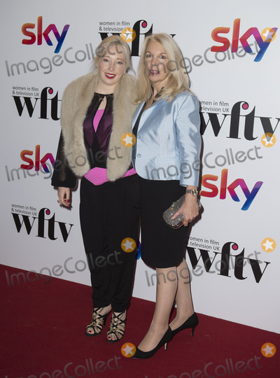 Amanda Nevill Photo - London UK Amanda Nevill and Daughter  at the Sky Women In Film  TV Awards at London Hilton on December 2 2016 in London EnglandRef LMK386-61332-021216Gary MitchellLandmark MediaWWWLMKMEDIACOM