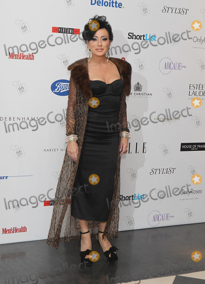 Nancy Dellolio Photo - London UK Nancy DellOlio at at The FiFi UK Fragrance Awards 2013 The Brewery Chiswell Street London May 16th 2013Ref LMK12-42156-170513J AdamsLandmark Media WWWLMKMEDIACOM