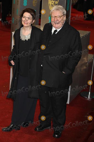 Alan Parker Photo - London UK Alicia Parker and Sir Alan Parker at  the EE British Academy Film Awards (BAFTAs) at the Royal Opera House in London10th February 2013J AdamsLandmark Media