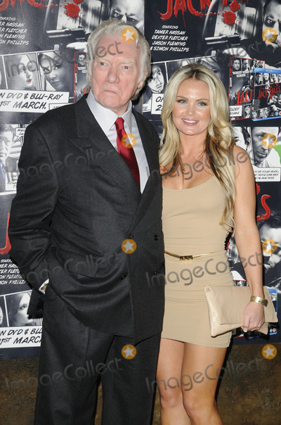 Annie Cooper Photo - London UK Alan Ford and Annie Cooper at the Jack Falls VIP Screening held at theMay Fair Hotel in London 14th March 2011Can NguyenLandmark Media