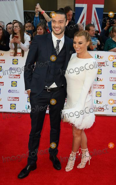 Billie Mucklow Photo - London UK Andy Carroll and Billi Mucklow at Pride of Britain Awards 2015 held at the Grosvenor House Hotel London on September 28th 2015Ref LMK73 -58302-290915Keith MayhewLandmark Media WWWLMKMEDIACOM