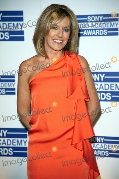 Andrea Catherwood Photo - London UK Andrea Catherwood at Sony Radio Academy Awards at the Grosvenor House in London 9th May 2011Justin NgLandmark Media