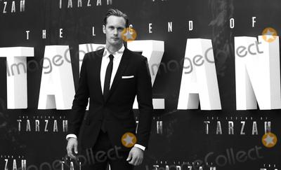 Alexander Skarsgard Photo - LondonUK Alexander Skarsgard at the  UK Premiere of The Legend of Tarzan at the Odeon Leicester Square London 5th July 2016 Ref LMK73-60812-060716Keith MayhewLandmark Media WWWLMKMEDIACOM