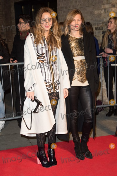 Alexia Niedzielski Photo - London UK Alexia Niedzielski (L) and Elizabeth von Guttman (R)   at The Worlds First Fabulous Fund Fair Charity event hosted by The Naked Heart Foundation at The Roundhouse as a part of London Fashion Week AW15  London England UK on Tuesday 24th February 2015 Ref LMK370-50556-250215Justin NgLandmark MediaWWWLMKMEDIACOM
