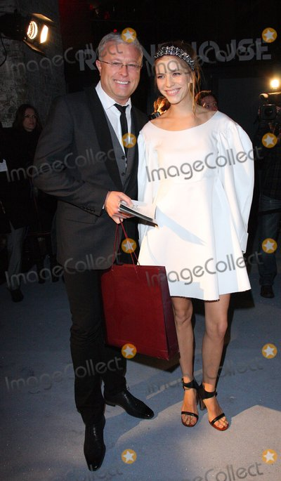 Alexander Lebedev Photo - London UK   Alexander Lebedev (owner of the London Evening Standard newspaper) and wife Elena    at The Love Ball  The Roundhouse venue London The event was held to raise money for the charity The Naked Heart Foundation with an exhibitionof specially commissioned art work  23rd February 2010 Keith MayhewLandmark Media