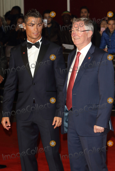 Alex Ferguson Photo - LondonUK Cristiano Ronaldo and Sir Alex Ferguson at World Premiere of  Ronaldo  at the Vue West End Leicester Square London 9th November 2015RefLMK73-58091-101115Keith MayhewLandmark Media WWWLMKMEDIACOM