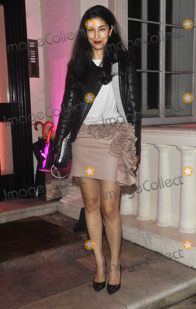 Jimmy Choo Photo - London UK  Caroline Issa   at the  Jimmy Choo hosts dinner in honour of artist Rob Pruitt at No 35 Belgrave Square London 11th October 2012 Keith MayhewLandmark Media