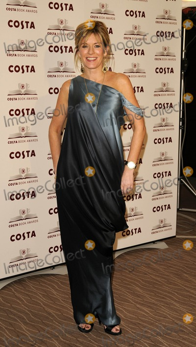 Andrea Catherwood Photo - London UK Andrea Catherwood at the Costa Book Awards 2008 held at the Intercontinental Hotel in London 27th January 2009Can NguyenLandmark Media
