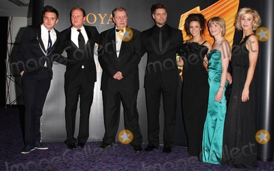 Anthony Cotton Photo - London UK Coronation Street cast Anthony Cotton Craig Gazey Keith Duffy Jane Danson Michelle Keegan and Katherine Kelly at the RTS Programme Awards 2010 at The Grosvenor House Hotel in London 16th March 2010 Keith MayhewLandmark Media