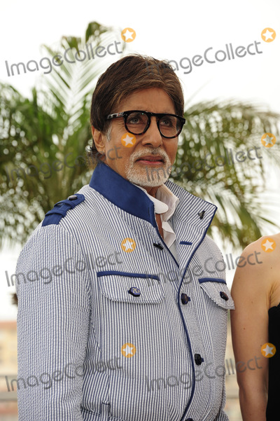 Amitabh Bachchan Photo - Cannes FranceAmitabh Bachchan   at the Photocall  for  The Great Gatsby at  the 66th Cannes Film Festival  15th May 2013RefLMK92-42171-170513SYDLandmark MediaWWWLMKMEDIACOM