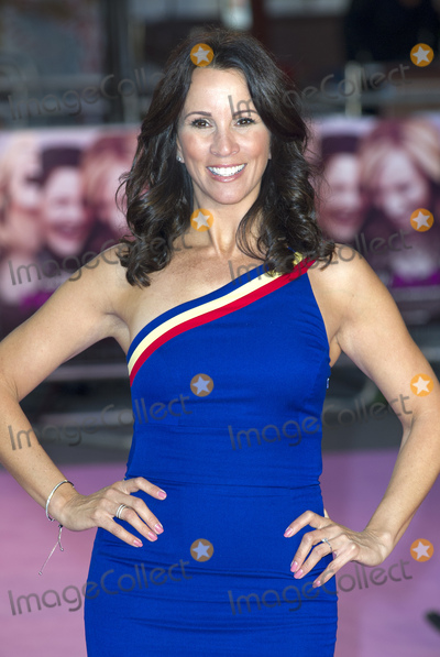 Andrea Mclean Photo - London UK Andrea McLean at the European Premiere of Miss You Already at Vue West End on September 17 2015 in London EnglandRef LMK386-58174-180915Gary MitchellLandmark Media WWWLMKMEDIACOM
