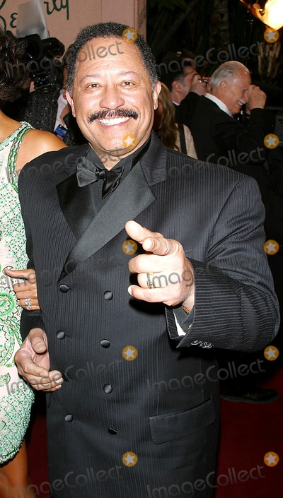 Judge Joe Brown Photo - 2 Night of 100 Stars Oscar Gala at Beverly Hills Hilton Beverly Hills California Photo by Milan RybaGlobe Photos Inc2004 Judge Joe Brown