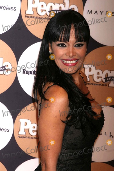 ... Birmania Rios Photo - Birmania Rios at People En Espanol 50 Most Beautiful at Edison Ballroom