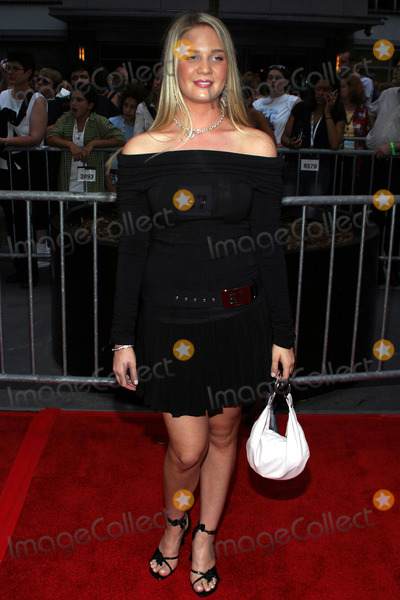 Alana Allen Photo - Camp Premiere at the Ziegfeld Theatre in New York City 07212003 Photo by Rick MacklerrangefinderGlobe Photos Inc 2003 Alana Allen