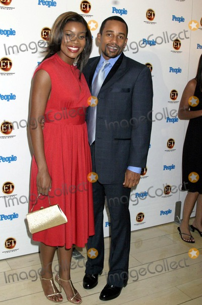 Gabrielle Union Photo - Entertainment Tonight and People Magazine Celebrate the 56th Annual Emmy Awards at the Mondrians Asia DE Cuba and Skybar West Hollywood CA (091904) Photo by ClintonhwallaceipolGlobe Photos Inc2004 Gabrielle Union and Hill Harper