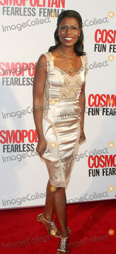 Omarosa Stallworth Photo - Cosmopolitans 40th Blowout Birthday Bash Celebration As the Worlds Favorite Womens Magazine at the Skylight Studio in New York City 9-22-2005 Photo by John Barrett-Globe Photos Inc 2005 Omarosa Stallworth