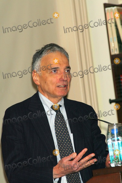 Ralph Nader Photo - Ralph Nader Ralph Nader Signs Copiess of His Book Seventeen Traditions at Barnes and Noble Bookstore New York City 01-30-2007 Photo by Mitchell Levy-rangefinder-Globe Photos Inc