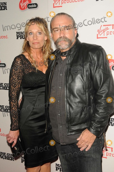 Sam Childers Photo - Sam Childers attending the Los Angeles Premiere of  Machine Gun Preacher Held at the Academy of Motion Picture Arts and Science in Beverly Hills California on 92111 Photo by D Long- Globe Photos Inc