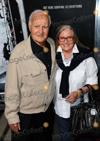 Audrey Loggia Photo - Robert Loggia Audrey Loggia attending the Los Angeles Premiere of Captain Phillips Held at the Academy of Motion Picture Arts and Science in Los Angeles California on September 30 2013 Photo by D Long- Globe Photos Inc