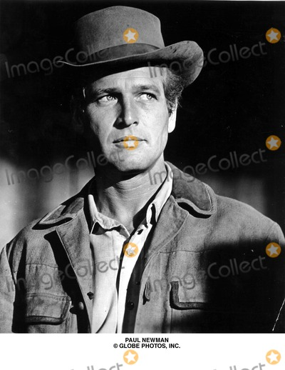Paul Newman Photo - Paul Newman Globe Photos Inc