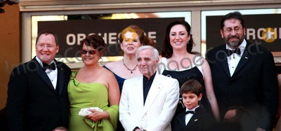 Charles Aznavour Photo - Charles Aznavour Singer Up Premiere at the 2009 Cannes Film Festival at Palais Des Festival Cannes France 05-13-2009 Photo by David Gadd-allstar-Globe Pahotos Inc 2009