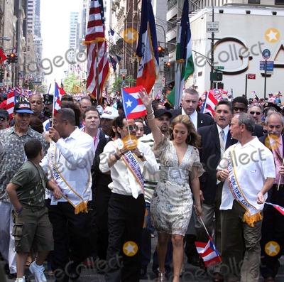 Jennifer Lopez Photo - Jennifer Lopez Marc Anthonty and Mayor Michael Bloomberg Jennifer Lopez Marc Anthonty and Mayor Michael Bloomberg K48266rm Photo by Rick Mackler-rangefinder-Globe Photos