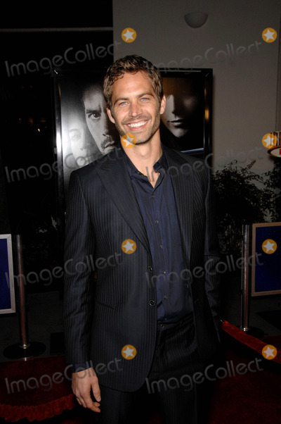 Paul Walker Photo - Paul Walker During the Premiere of the New Movie From Universal Pictures Fast and Furious Held at the Gibson Amphitheatre on March 12 2009 in Los Angeles Photo Michael Germana-Globe Photos Inc 2009