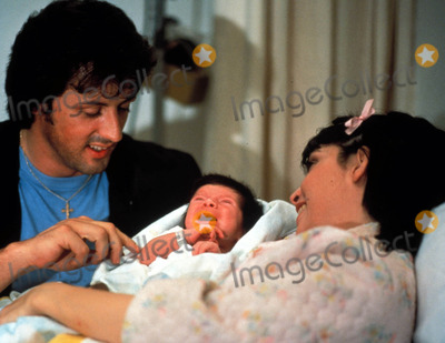 Talia Shire Photo - 1979 Rocky Ii Sylvester Stallone Talia Shire Tv-film Still Photo Supplied by Globe Photos