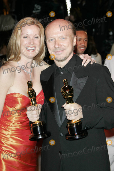 Deborah Rennard Photo - Deborah Rennard  Paul Haggis Vanity Fair Party 2006 Oscars Academy Awards 03-05-2006 K47133 Photo by Allstar-Globe Photos