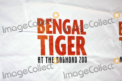 Richard Rodgers Photo - Bengal Tiger at the Baghdad Zoo Broadway Opening Night Richard Rodgers Theatre New York NY 03-31-2011 photo by Barry Talesnick-ipol-globe Photos Inc