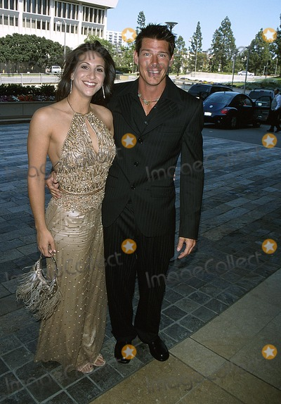 Amy Wynn Pastor Photo -  29th Annual Daytime Emmy Awards Century Plaza Hotel Century City CA 05112002 Amy Wynn Pastor and Ty Pennington Photo by Milan RybaGlobe Photosinc