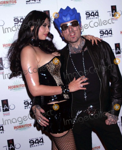 Tera Patrick Photo - Tera Patrick Celebrated Halloween at Tao Asian Bistro Venetian Hotel Las Vegas NV 10-31-2007 Photo by Ed Geller-Globe Photos 2007 Tera Patrick and Husband Evan Seinfeld