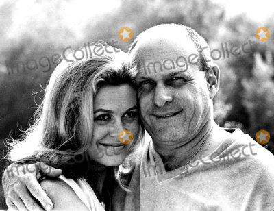 Elizabeth Montgomery Photo - Elizabeth Montgomery and Husband William Asher Photo by Smp-Globe Photos