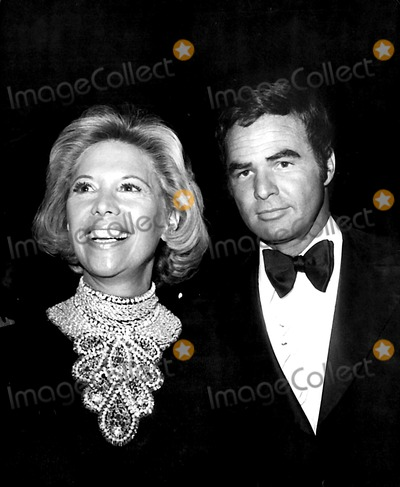 Burt Reynolds Photo - Dinah Shore and Burt Reynolds Jb1029 Nate CutlerGlobe Photos Inc